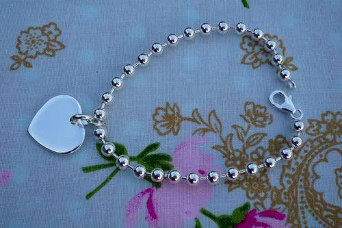 Bracelet argent du printemps : 57.00€