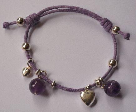 Bracelet Joli Coeur : 33,00 €
