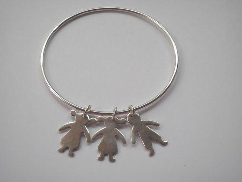 """Bracelet """"Family"""" : 65.00 €"""