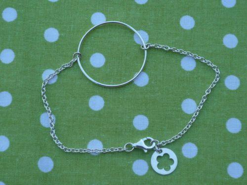 """Bracelet """"Un rond dans l'air"""" : 22,00 €"""